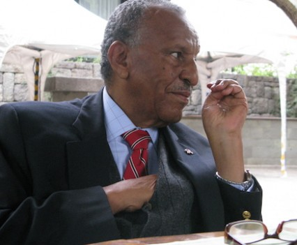 Ethiopian Political Opposition Leader