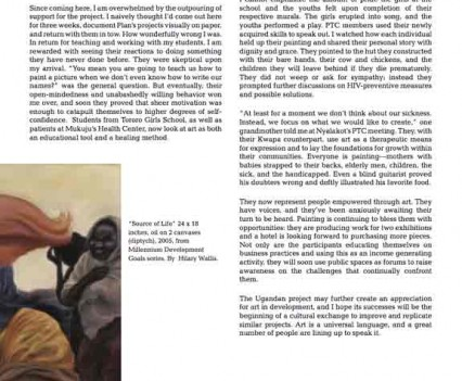 InterAction Magazine Article P.2